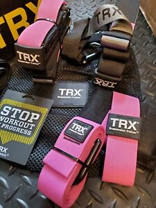 TRX Pro Suspension Trainer Pink Limited Edition