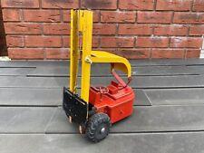 Triang Pressed Steel Forklift - Very Good Original Model Rare