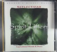Reflections Spirit Lifters Readers Digest Music CD New