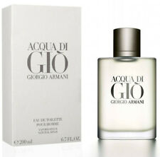 Acqua Di Gio Giorgio Armani 6.7 6.8 Oz / 200ml Eau de Toilette For Men