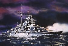 Revell 05802 Bismarck Maßstab 1 1200