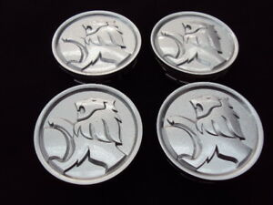 Commodore Centre Caps suit vy ss vx s pack vt vx vy vz wh New set of 4 Holden