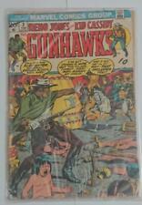 Comic Book - The Gunhawks  - Reno Jones & Kid Cassidy   #3 1972 - Marvel Comics