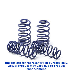 H&R 54760-2 Sport Front & Rear Lowering Coil Spring For Volkswagen Passat Wagon