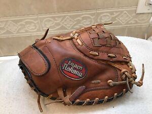 "Nokona TNCM5 33"" Team Series Youth Baseball Catchers Mitt Right Hand Throw"