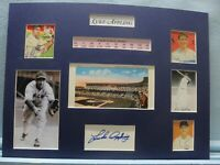 Saluting Hall of Famer Chicago White Sox Great Luke Appling & his autograph