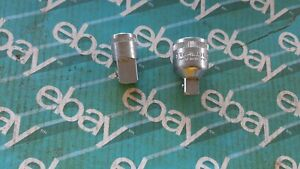 STAHLWILLE  SOCKET ADAPTORS  MADE IN GERMANY x2 1/2-3/8  3/8-1/2