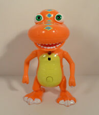 "2010 Talking Buddy 6"" Tyrannosaurus Rex T-Rex Action Figure Dinosaur Train"