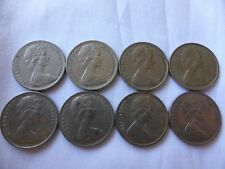 Any 3 5c 1966, 1967, 1968, 1970, 1971, 1973, 1974, 1975 Australian 5 cent for $6