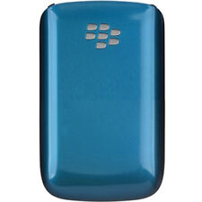 Blackberry 9320 Curve Replacement Turquoise Blue Battery Back Cover Door Case