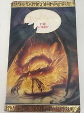 The Hobbit By J.R.R. Tolkien PB 1978 Vintage Lords Of The Rings Fantasy Action