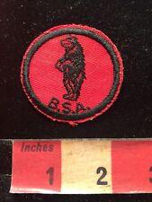 Fun STANDING BEAR Jacket Patch - BSA BOY SCOUTS 85V