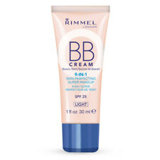 Rimmel London BB Cream 9-in-1 Skin Perfecting Super Makeup SPF 25 Light 30ml ST