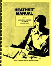 Heathkit ET-3400 Microprocessor TRAINER USER MANUAL