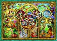 NEW! Ravensburger The Best Disney Themes 1000 piece jigsaw puzzle 15266