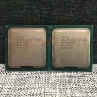 Pair of 2 Intel Xeon E5-2450 V2 CPU 2.5 GHz 8Cores 20MB LGA1356 SR1A9 Processor