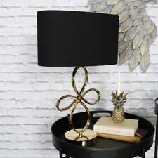 Lampes campagnes en tissu pour le salon