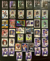 Marquise Brown 2019 Rookie Lot 39 Cards~HOT Inserts+ Jersey/Patches SP Ravens RC