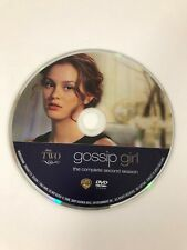 Gossip Girl - Season 2 - Disc 2 - DVD Disc Only - Replacement Disc