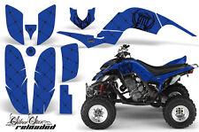 ATV Decal Graphic Kit Quad Sticker Wrap For Yamaha Raptor 660 2001-2005 SSR K U
