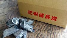 Japanese Kishu Binchotan White Charcoal for BBQ medium size 3lb Free shipping