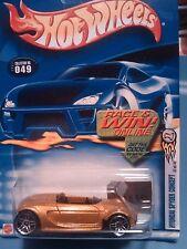 Hot Wheels - 2002 FE - #37 - Hyundai Spyder Concept