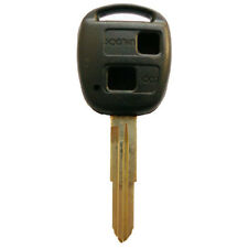 For Toyota Yaris 2 Button key Fob case Corolla Celica Key