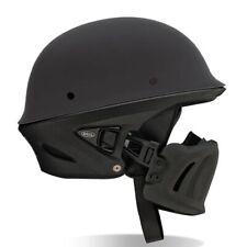 New Bell Rogue Motorcycle Helmet Solid Matte Black