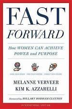 Fast Forward, Verveer, Melanne, Very Good Book