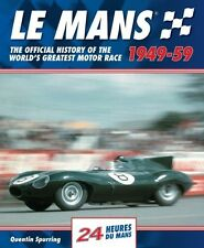 LE MANS 24 HOURS: THE OFFICIAL HISTORY 1949-59