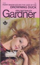 Erle Stanley Gardner: Case of the Drowning Duck. Pocket [Canadian] 75520 763915