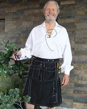 Workwear kilt for Working Men  Scottish K   Made To Measure