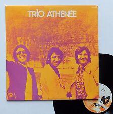 "Vinyle 33T Le Trio Athénée  ""Trio Athénée"""