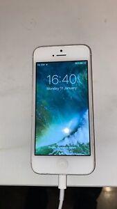 Apple iPhone 5 - 64GB - Silver (Unlocked)