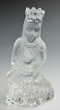 Waterford Crystal Nativity MELCHIOR (Kneeling) Figurine EXCELLENT