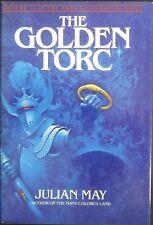 JULIAN MAY THE GOLDEN TORC HC JAN 1982 1ST EDITION VG/FINE NVER READ ULTRA RARE