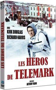 [DVD]  Les Héros de Télémark  [ Kirk Douglas, Richard Harris ]  NEUF cellophané
