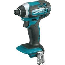 Makita XDT11 18-Volt LXT Lithium-Ion 1/4 in. Cordless Impact Driver (Tool-Only)