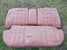 PREMIER REAR BACK SEAT SUITS HD HR HOLDEN SEDAN IN TAN