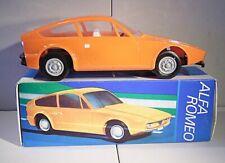 """06 324 Anker """"Alfa Romeo 1300 Junior Zagato (Schwungrad Antrieb) orange"""""""