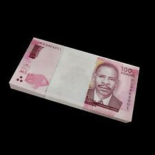 Lot 100 PCS, Bundle, Malawi 100 Kwacha, 2017, P-65c New, UNC