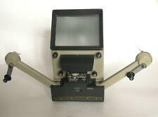 Super 8mm movie cine film editor control projector screen viewer Kupava-S8