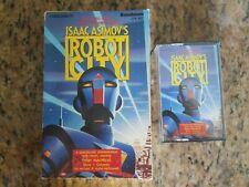 Isaac Asimov ROBOT CITY Book 1: Odyssey,  Audio Cassette 1988 Peter MacNicol