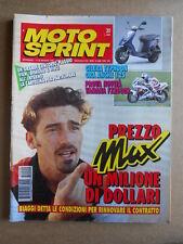 MOTOSPRINT n°20  1995 [Q78]  Test YAMAHA FZR 600 R
