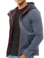 Superdry Mens Mountaineer Softshell Jacket Indigo Cationic Size 3XL RRP£80 E111
