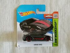 VOITURE FERRARI 599XX      1/64    3 INCHES    HOT WHEELS   (2009)