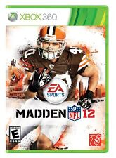 Madden 12 Xbox 360