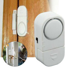 Wireless Home Security Doors Window Entry Burglar Alarm System Magnetic Sensor