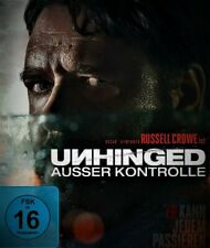 Unhinged - Ausser Kontrolle (mit Russel Crowe .... DVD)