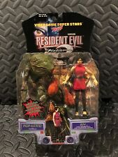 Resident Evil 2 Platinum - Ada Wong and Ivy Action Figures Toy Biz 1998